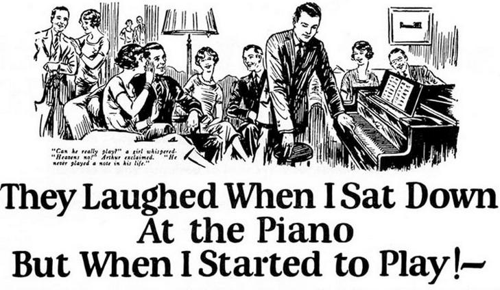 FUD vs. The Piano and the piano wins.